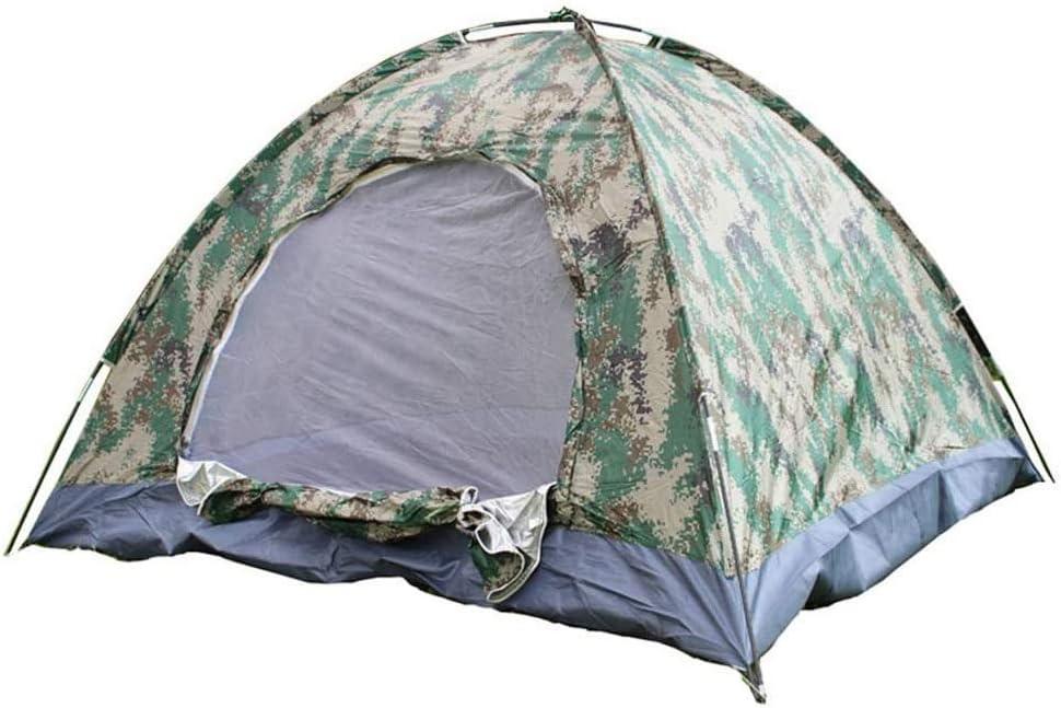 WAL -4 Persona Camping Camuflaje Tienda de campaña de un Solo ...