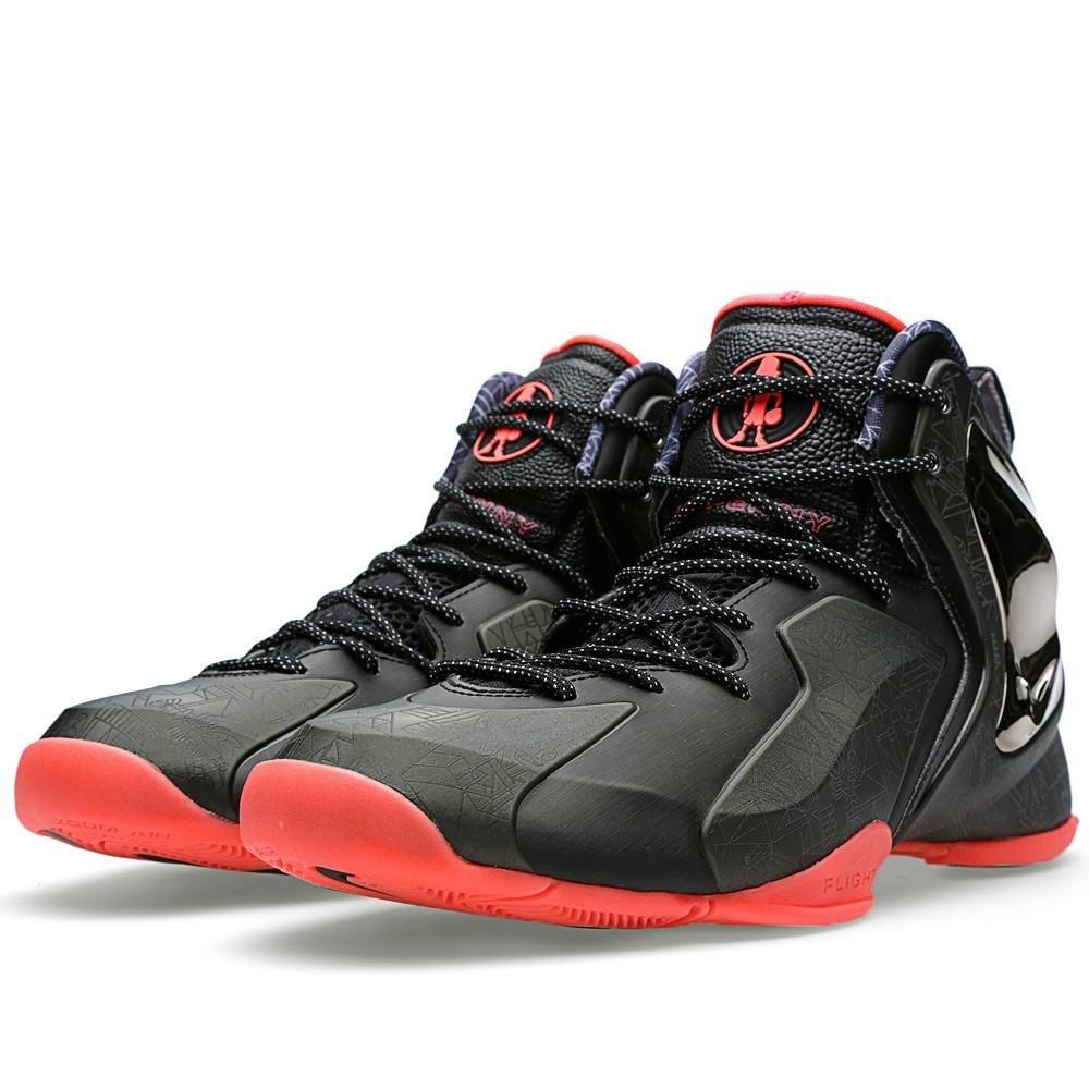 Nike Men Lil\u0027 Penny Basketball Shoe