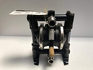 "GRACO Husky 716 Aluminium 3/4"" AIR Operated Double Diaphragm Pump New"