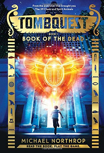 Download Book of the Dead (TombQuest, Book 1) PDF