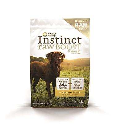 Amazon Instinct Raw Boost Grain Free Chicken Meal Formula