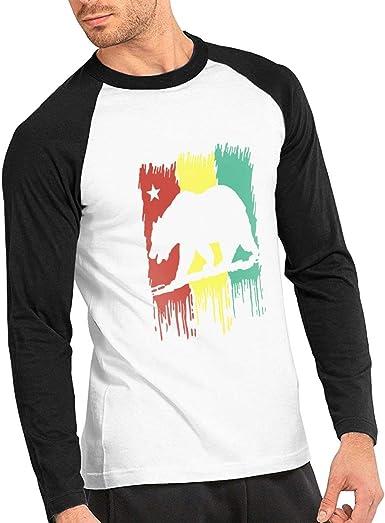 Baostic Camisetas y Tops Hombre Polos y Camisas, California ...