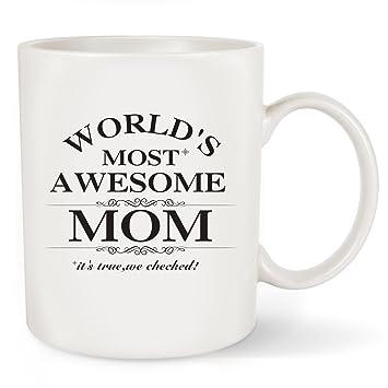 Mothers Day Gift Best Mom Coffee Mug