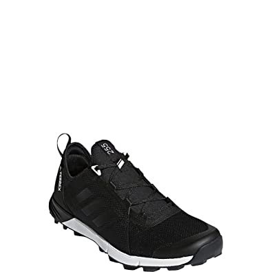 adidas outdoor Mens Terrex Agravic Speed Shoe (6 - Black/Black/Black)