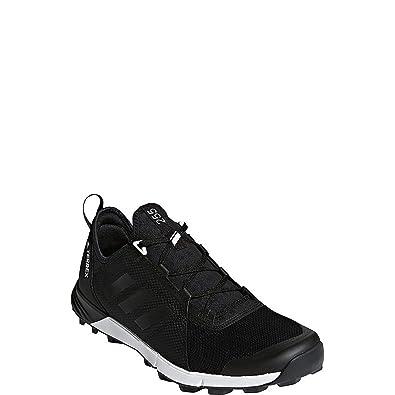 293e680cd8e adidas outdoor Men's Terrex Agravic Speed Black/Black/Black 14 D US