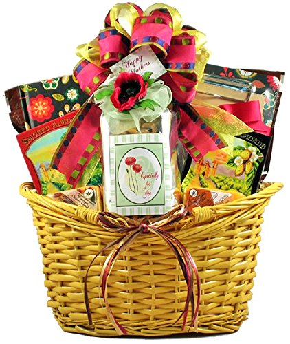 Especially for Mom Sugar Free Gourmet Mothers Day Gift Basket for Christian Women (Non Food Hampers)
