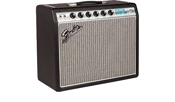 Amplificador de guitarra eléctrica Fender Princeton Plus 112 Made ...