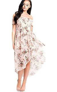 245fe6f7326b Ikrush Womens Blake Gold Button Blazer Dress White UK 10: Amazon.co ...