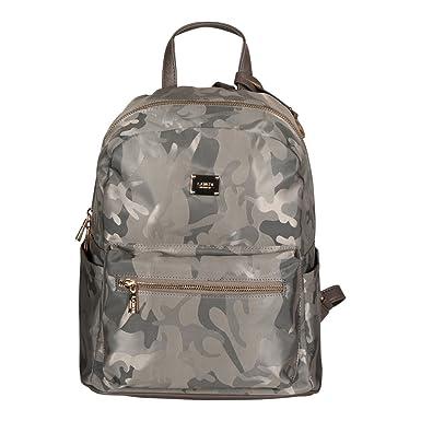 6fef13b4e890 L. CREDI Women s backpack Aimee Taupe  Amazon.co.uk  Clothing