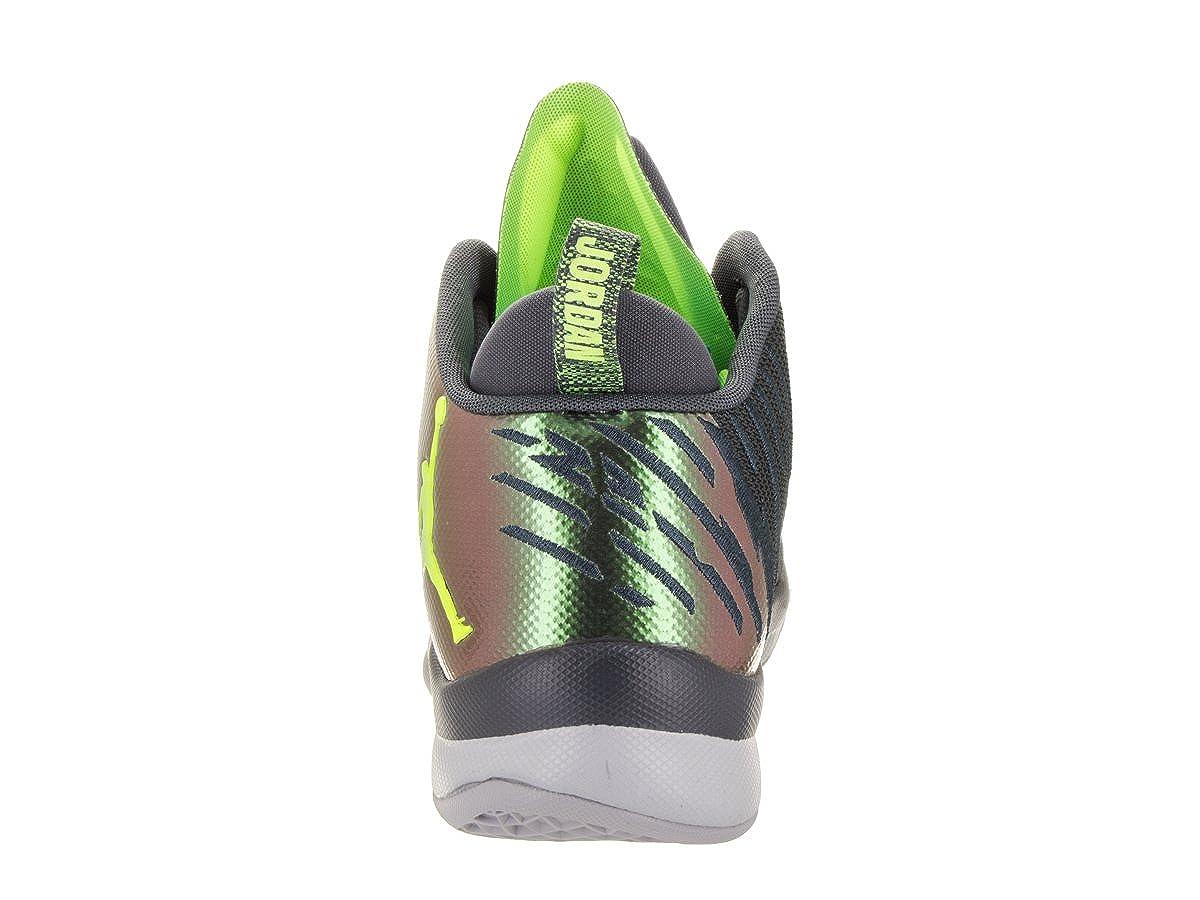 281f151d6ca Nike Jordan Men s Jordan Super.Fly 5 Basketball Shoe Dark Grey/Volt  Anthracite 8.5 D(M) US: Buy Online at Low Prices in India - Amazon.in