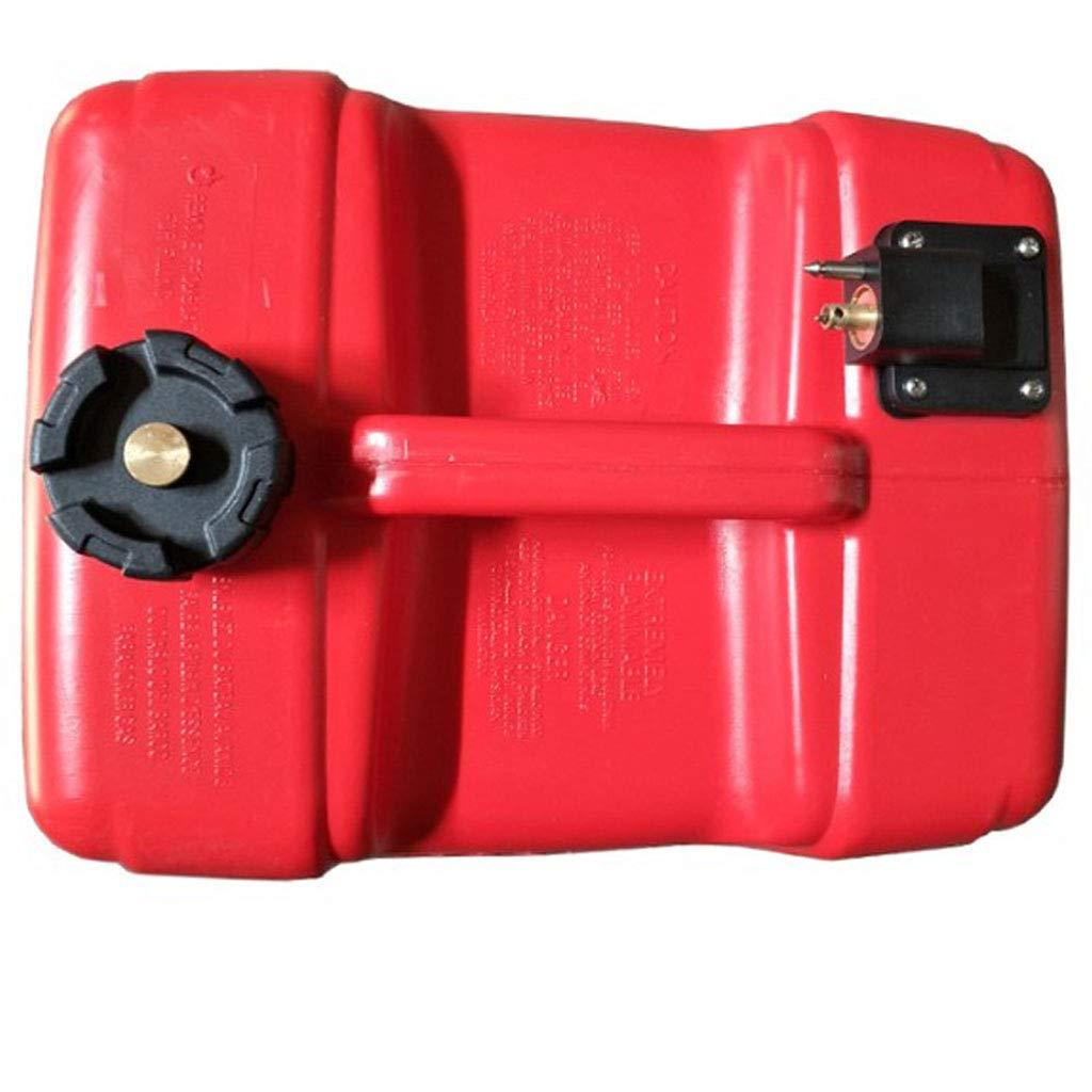 KESOTO 1x Tanque de Combustible Externo de Barco Marino de Pl/ástico Duradero