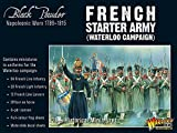 Warlord Games, Napoleonic French Starter Army (Waterloo Campaign), Black Powder Wargaming Miniatures