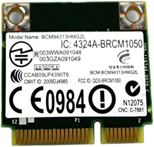 Dell Inspiron 17R N7010 Mini Wireless Card- WHDPC