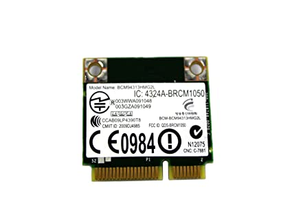 DELL INSPIRON 1464 NOTEBOOK 1501 HALF MINI-CARD WLAN DRIVERS
