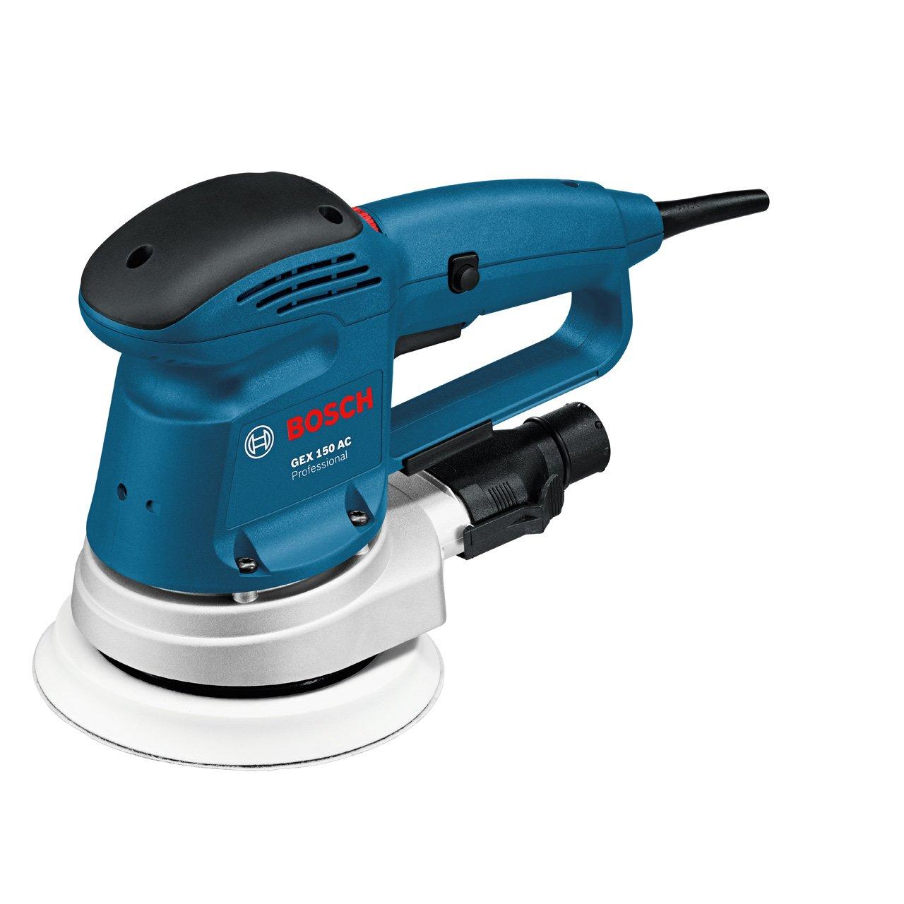 Bosch Professional 0601372768 Lijadora excéntrica, 340 W, 240 V product image