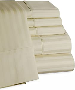 Cifelli Home OrganicPro 100% Organic Cotton Sheet Set - 200 Thread Count