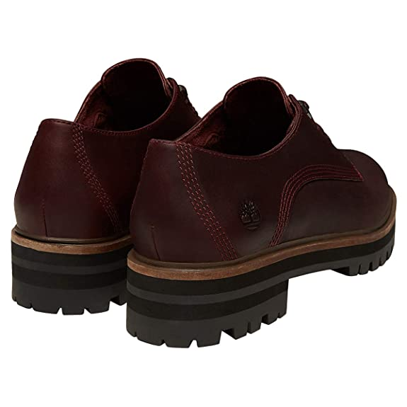Timberland London Square Oxford, Chaussure pour Fe: Amazon
