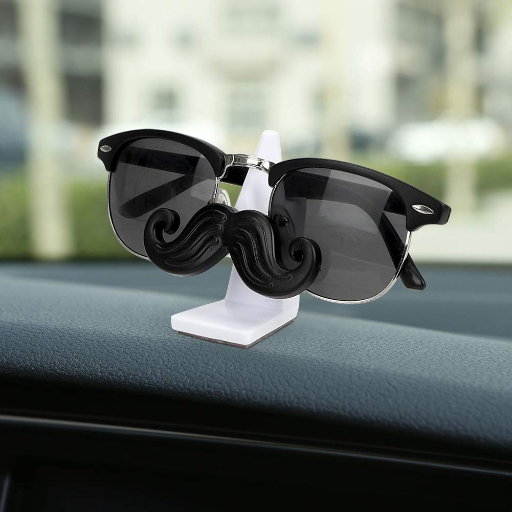 Sonnenbrille Schnurrbart f/ür Brillen Brillenhalter YSHtanj Auto-Brillenhalter f/ür den Innenbereich rote Lippe Rot rot Ornament