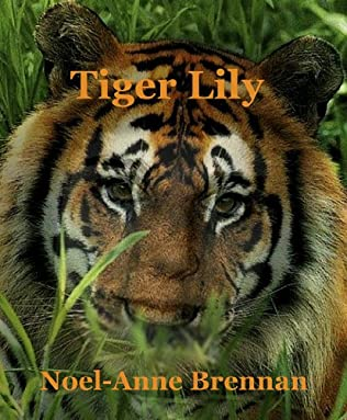 book cover of Tiger Lily