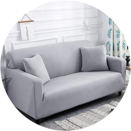 Excellent Amazon Com Plain Elastic Stretch Sofa Covers Polyester Gmtry Best Dining Table And Chair Ideas Images Gmtryco