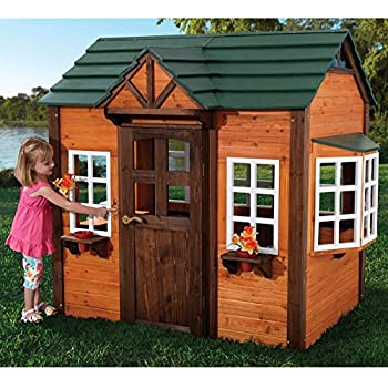 KidKraft My Woodland Playhouse - 155