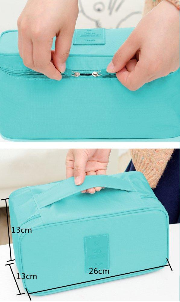 blu - WXBag-Blue Blue WOSON Organizer per valigie  Donna