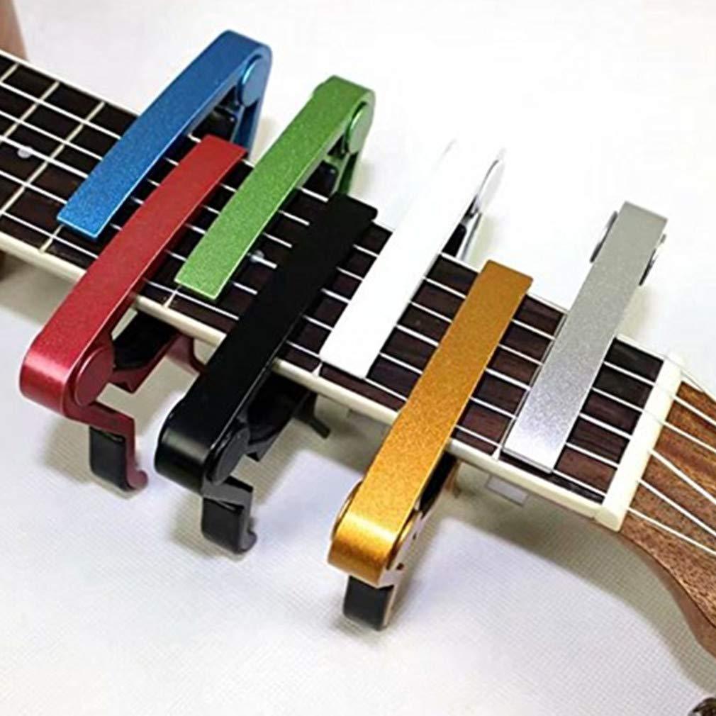 Waymeduo 20 x Mediatoren f/ür Gitarren und B/ässe
