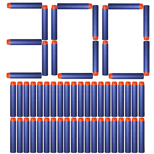 amosting-refill-darts-300pcs-bullet-for-nerf-n-strike-elite-zombie-strike-rebelle-blue