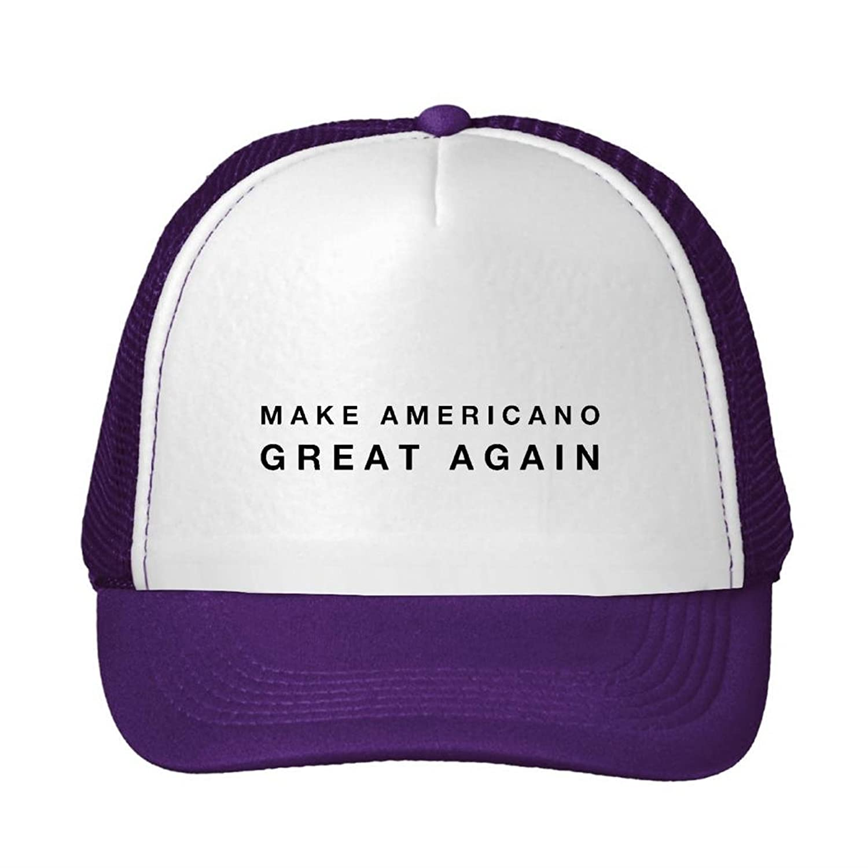 Corey Fantastic Baseball Cap Make Americanos Great Again Snapback Trucker Hat