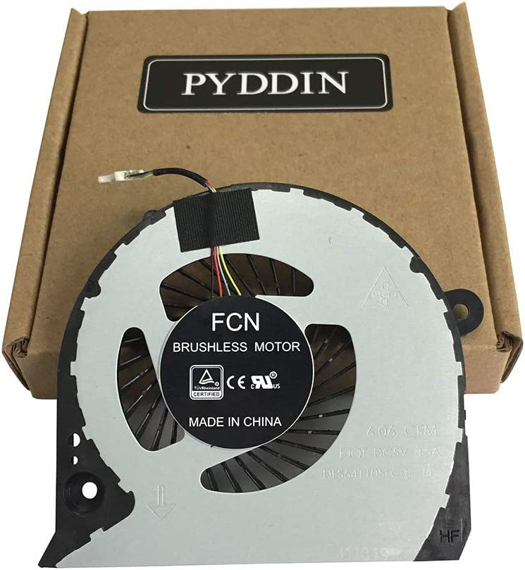 GPU Cooling Fan Cooler for Dell Inspiron G7-7577 G7-7588 G5-5587 Vostro 15-7580 15-7570 P71F P72F Series(NOT CPU Fan)