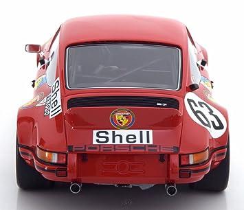 Gt Spirit – Maqueta de Porsche 911 Carrera RSR – Le Mans 1973 – Escala 1
