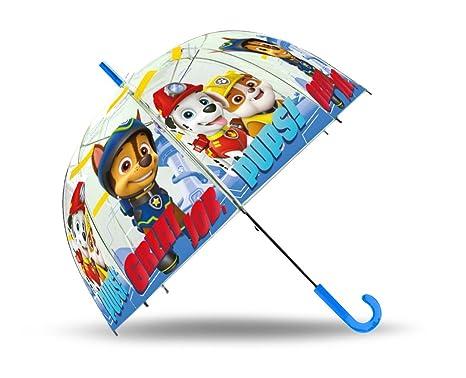 Kids Paw Patrol Paraguas Clásico, 69 cm, Azul
