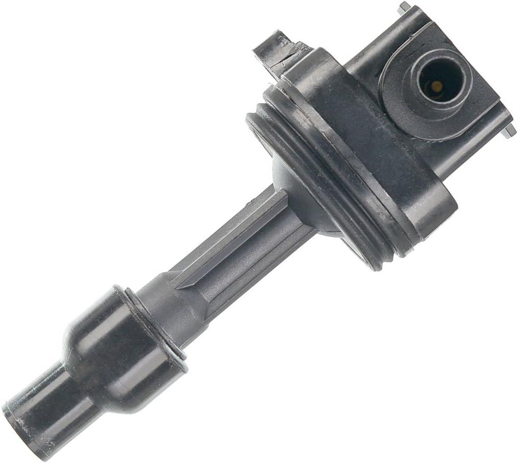 for Volvo S40 V40 1.9L L4 Turbo Ignition Spark Plug Wire Set /& 4 Spark Plugs Set