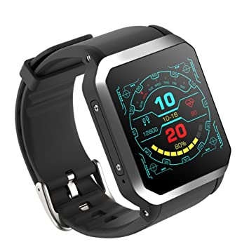 DUWIN Nueva Moda Smart Watch KW06 Android 5,1 IP68 ...
