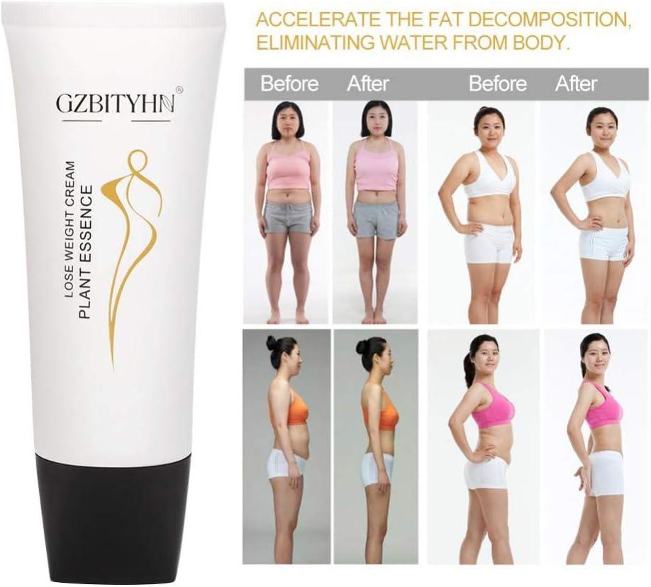 Creme Cellulite Fat Burning Plant Essence Perdre Poids Creme Anti Cellulite Perte Poids Massage Efficace Minceur Gel Pour Hommes Femmes