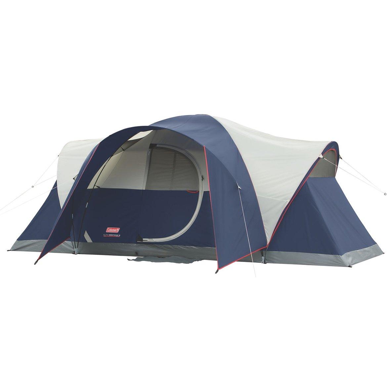 Coleman Elite Montana 8 Tent w LED – 16 x 7