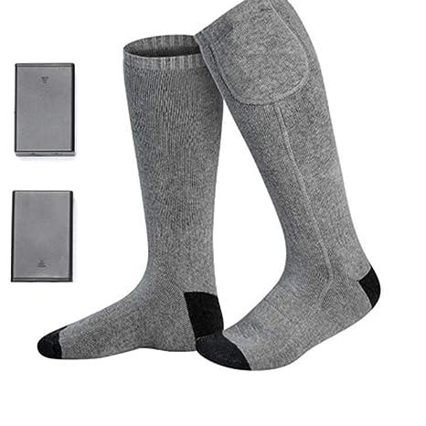 Calcetines Térmicos Calcetines Eléctricos Eléctricos Recargables Calentadores Cómodos Con Pilas Calcetines Térmicos Para Clima Frío Calcetines