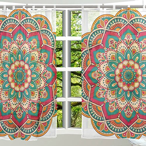 bohemian chic curtains