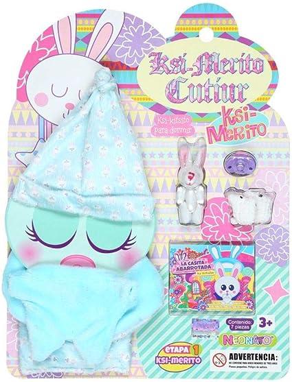 Distroller Neonate Nerlie Juego De Ropa De Dormir Incluye Manta Sombrero Oso De Peluche Zapatillas Para Libros Y Conejos Toys Games