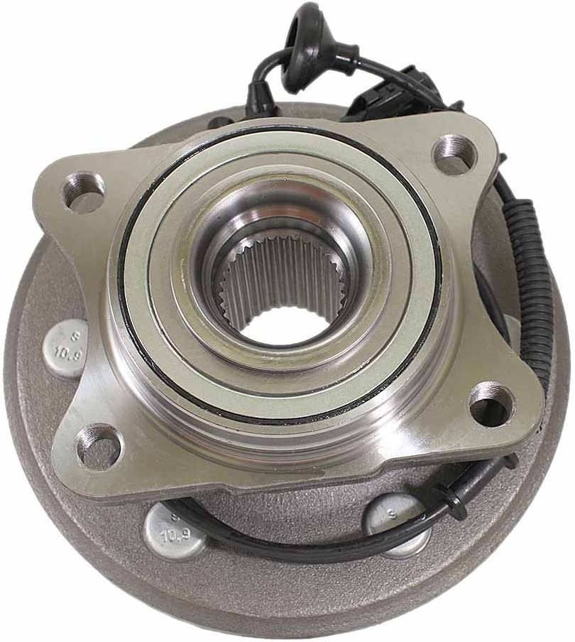 HU541001 x2 Brand New Rear Set Wheel Bearing Hub Assembly