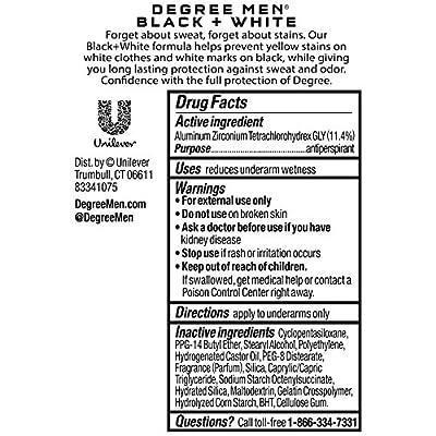 Degree Men UltraClear Antiperspirant