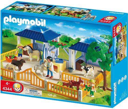 (Playmobil Animal Nursery)