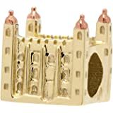 Clogau Gold 9ct Yellow Gold Charm of 0.9cm