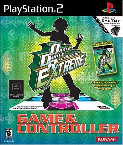 Extreme Bundle - Dance Dance Revolution Extreme Bundle - PlayStation 2