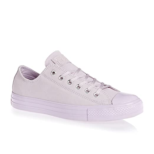 3d607df19d65 Amazon.com  Converse All Star Ox Womens Sneakers Lilac  Clothing