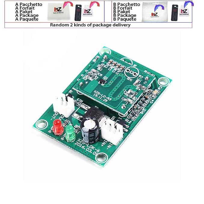 DC-SSR DC Sensor Digital de microondas Interruptor de Radar módulo ...