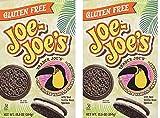 Trader Joe's Gluten-free Joe-Joe's Chocolate Vanilla Creame Cookies 12.5 oz. (2 bxs. - 12.5 oz.)