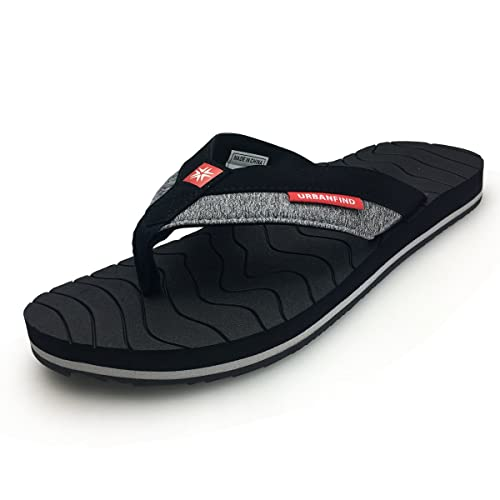 Shoes Mens Sport Sandals Lightweihgt Casual Sandals Arch Support Thongs Comfort Flip-flops Shock Proof Slippers