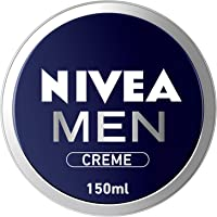 NIVEA MEN Creme Moisturising Cream, Face, Body & Hands, Tin 150ml
