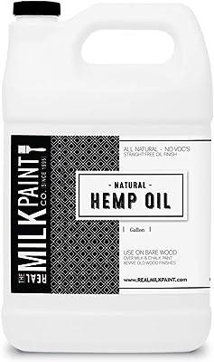 Real Milk Paint Hemp Oil - Gallon